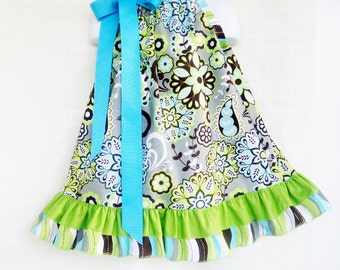 Pillowcase Dress With Panties Size 3,6,9,12,18,24 months