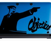 Phoenix Wright Decal (Ace Attorney)