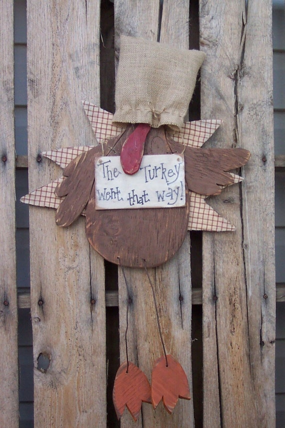wooden craft ideas patterns items similar to sneaky turkey wood craft pattern for fall 5767