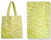 Lily tote bag & tea towel VALUE COMBO