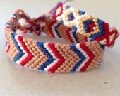 Friendship bracelets (set of 2)