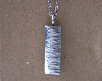 Eco Friendly Stainless Steel Metal Necklace wih Pendant
