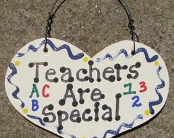 Teacher Gifts Teachers Are Special Heart
