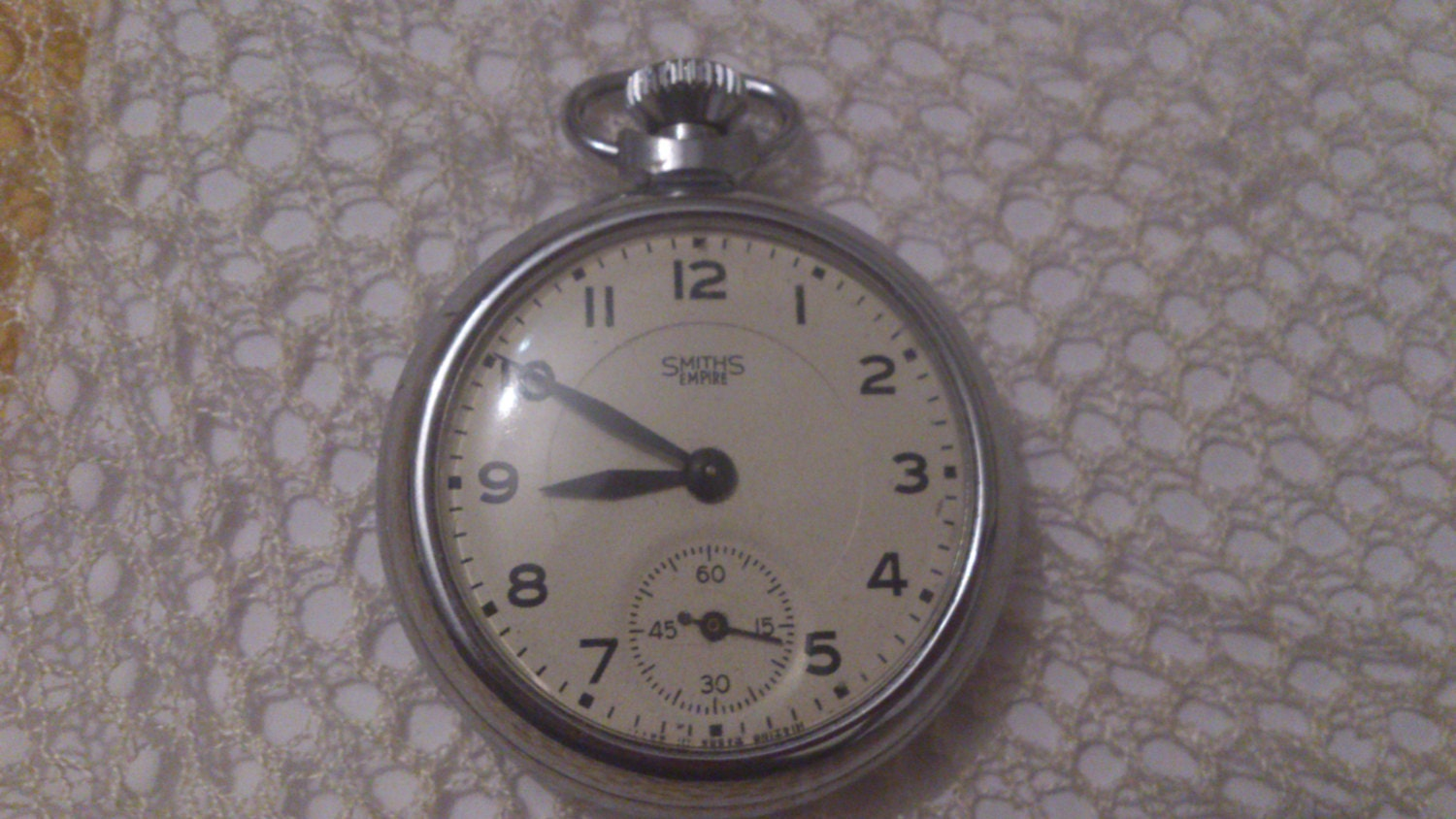 smiths empire pocket watch dating