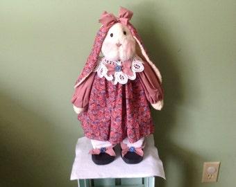 Becka Bunny Doll
