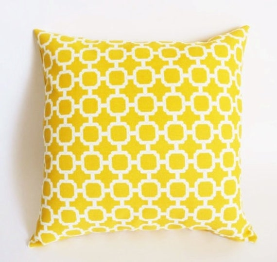 Etsy Yellow Throw Pillow : Unavailable Listing on Etsy