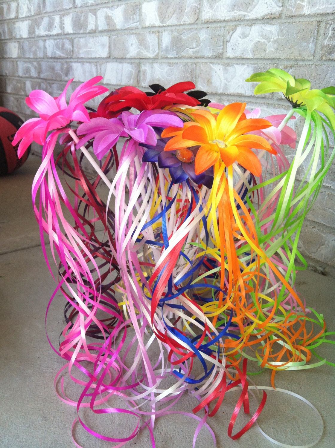Flower Fairy Wands Party Pack