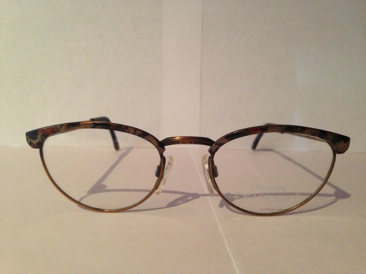 new prodesign denmark eyeglasses p 401 made in spain i