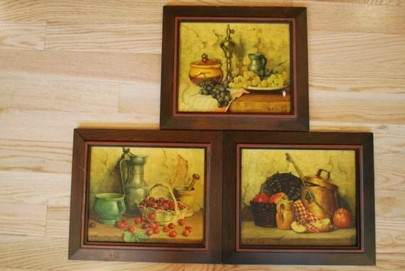 Items Similar To Robert Chailloux 1950s Still Life 3