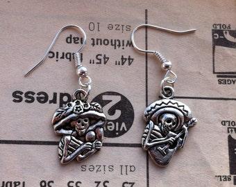 Mariachi Earrings
