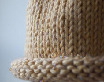 Halo hat for newborns