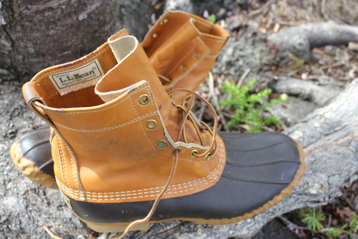 Ll Bean Wide Duck Shoes
