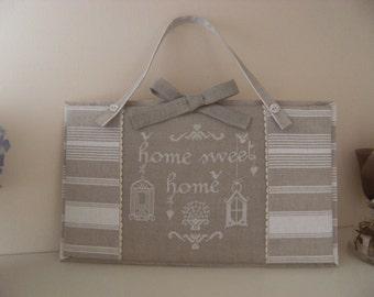 Schema Home sweet home - Formato cartaceo o PDF