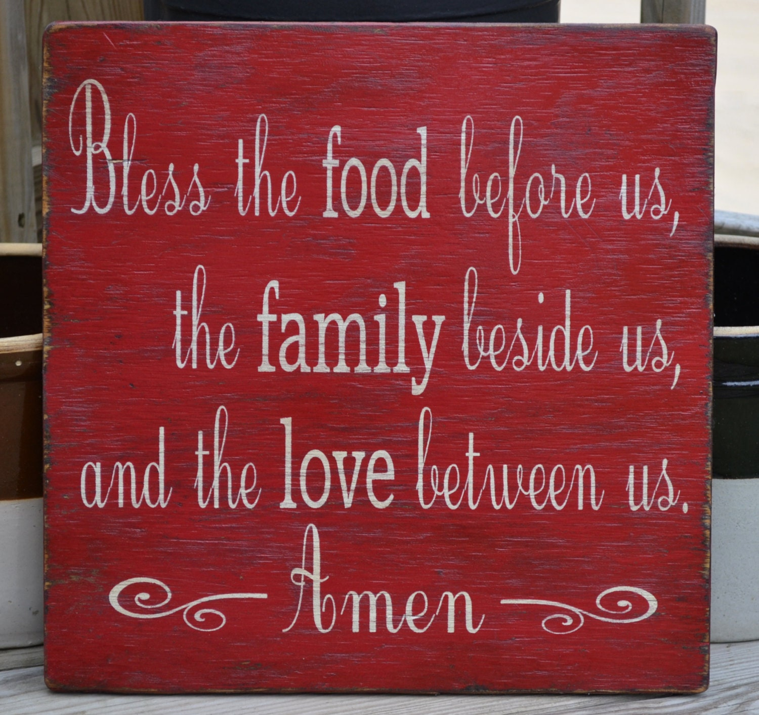 Item details for Kitchen and dining room wall decor