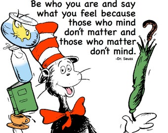 Dr. Seuss Artwork (3)