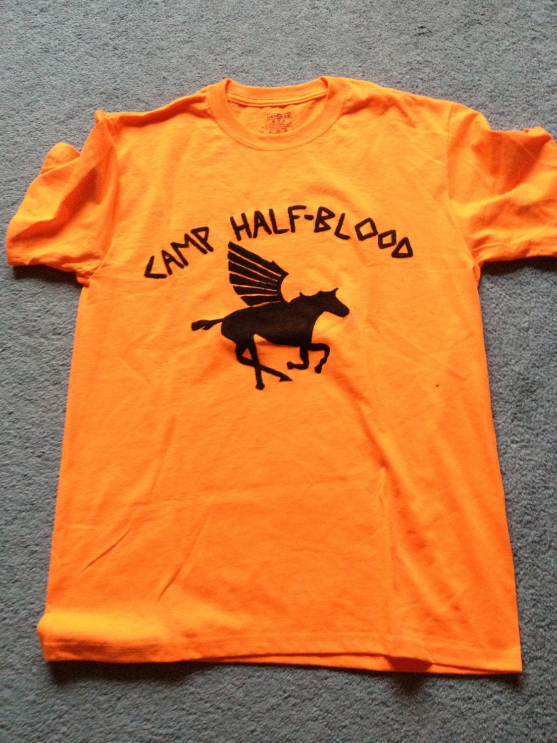 Camp Half Blood T Shirt From The Percy Jackson