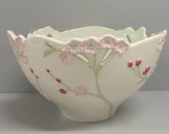 Lenox Cherry Blossom Porcelain Bowl
