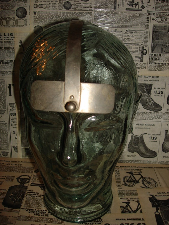 Items Similar To Antique Medical Equipment Doctor Head