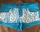 Lace Shorts Junior