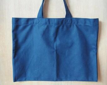 canvas bag (portable bag)