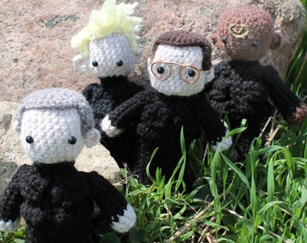 Stargate SG1 Crochet Minis