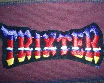 Trixter - Patch - Heavy Metal - Collectible