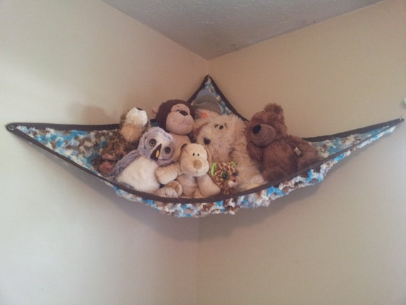 Large Toy Hammock Toy Hammock Corner Boy