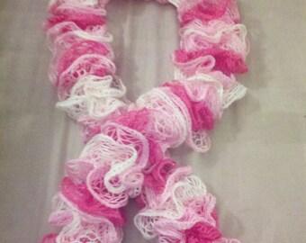 Hand-Knitted Sashay & Starbella Scarves for Children