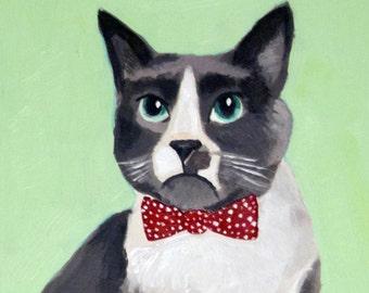 Custom Pet Portrait 8x10- Acrylic