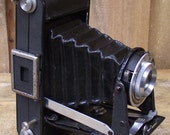 Tennar Folding Camera Vintage 1950s