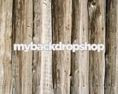 2ft x 2ft Rustic Wood Floor Plank Backdrop - Wood Photography Backdrop - Weathered Wood - Barn Wood - Item 212