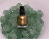 Gold Rush nailpolish, Gold Rush nail polish