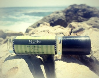 PIKAKE Perfume oil, roll on perfume, Gift, available in spray or roll on perfume, long lasting perfume, fragrance of the day sale
