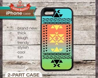 iPhone 6, 6+, 5 5S, 5C, 4 4S, Samsung Galaxy S3, S4 Modern Graphic No. 22 Aztec Tribal Geometric design