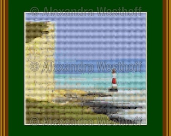 "cross stitch chart ""England"""