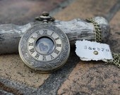 Mad Hatter Pocket Watch