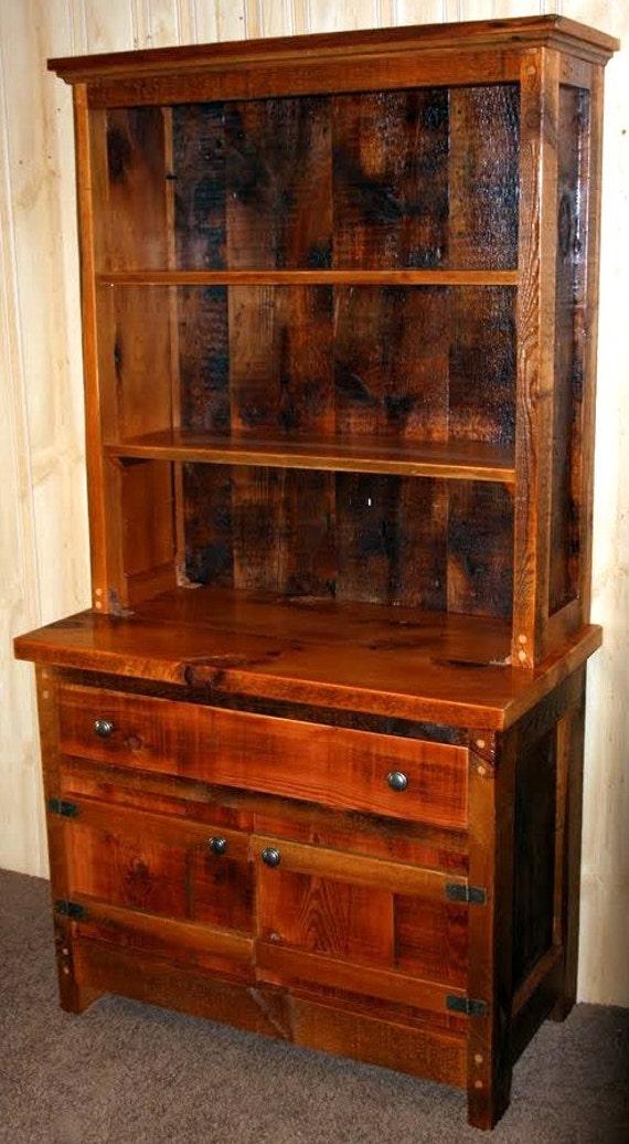 Like this item? - Barnwood Hutch-Reclaimed Wood Hutch-Barnwood Furniture