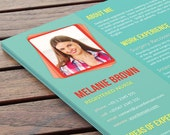 Fresh Resume Design - The Hello World