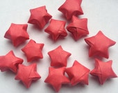 100 Red Lucky Stars - KStatePennyBank