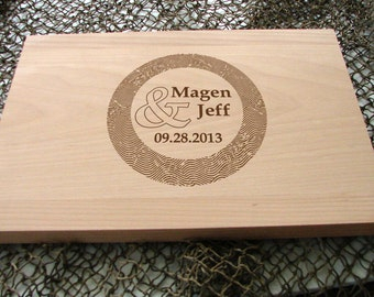 Personalized Cutting Board Custom Chopping Board