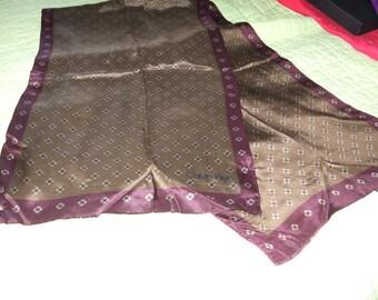 HALF PRICE SALE!!!  Vintage Calvin Klein Silk Scarf