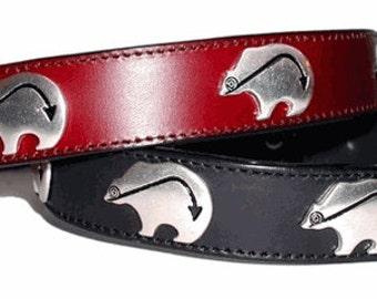 "1"" Ten Bears Collars (Large Sizes 1"" wide)"