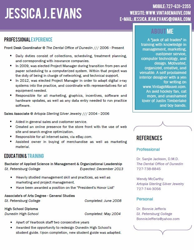 Best font for a resume cover letter