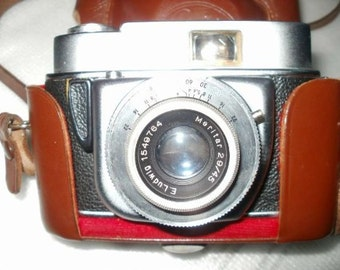 BEIRETTE - Vintage Old PHOTO CAMERA