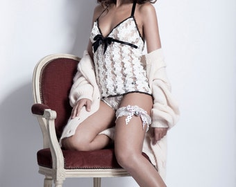 Lace frilly Camisole