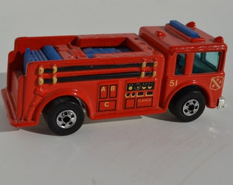 Popular Items For Fire Truck Red On Etsy