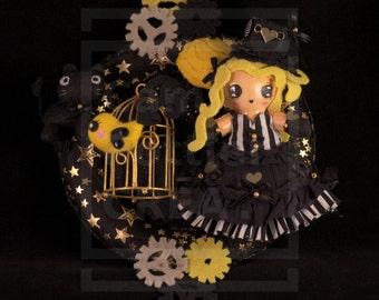 Constance/OOAK/handmade Doll