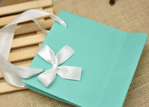 Wedding Favor Bags With Ribbon : favorite favorited like this item add it to your favorites to revisit ...