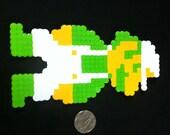 """Items similar to Super Mario Bros NES """"Super"""" Luigi Pixel ..."""