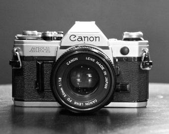 Camera Black And White